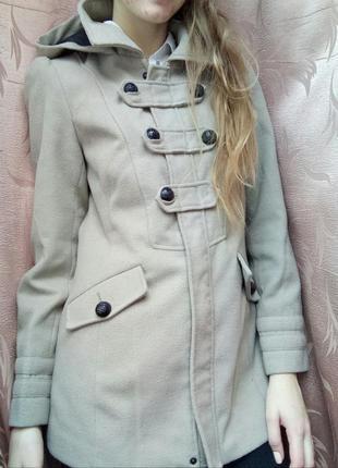 Пальто осеннее от new look