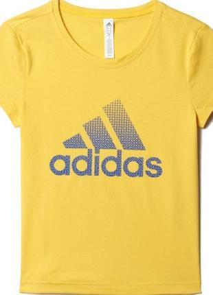 Жёлтая футболка 11-12yrs