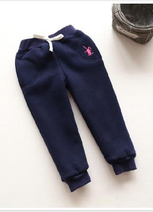 Теплые штаны на меху