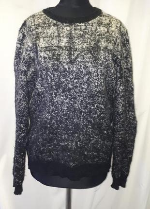 Теплый джемпер, свитер benetton