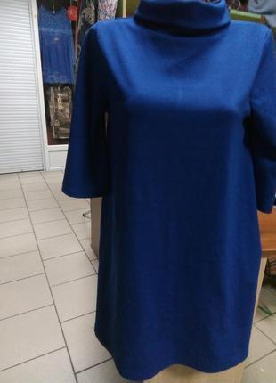 Платье 3/4 рукав