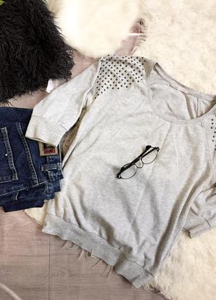 Классный свитшот,блуза ,джемпер