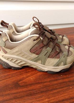 Трекинговые кроссовки merrell.размер 29-й.