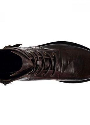 Ботинки firetrap redstone brown оригинал2