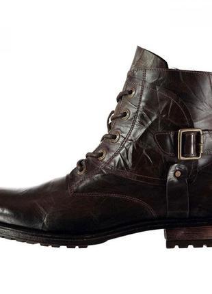 Ботинки firetrap redstone brown оригинал1