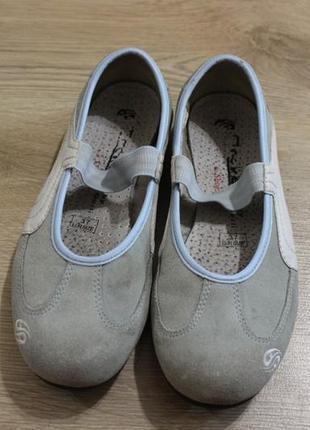 Мокасины, спортивные туфли dockers