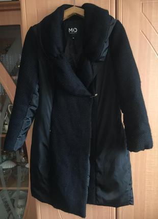 Пуховик пальто куртка на синтепоне