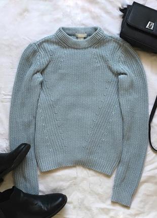 Женский свитер от h&m