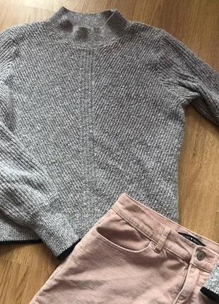Офигенный свитер джемпер кофта