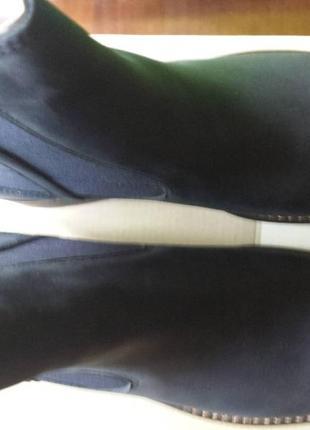 Ботинки женские clarks, р 39.5, деми2