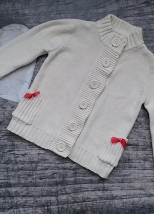 Кофта, кардиган, свитер indigo 5-6лет