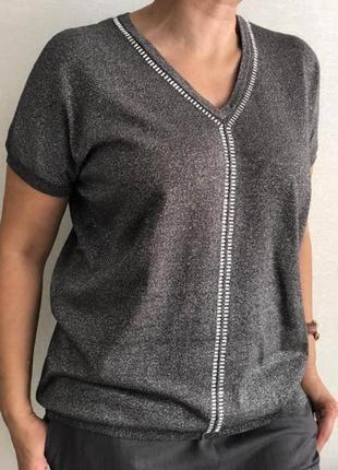 Нарядное кофта блузка из вискозы