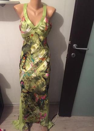 Вечернее летнее платье jovani