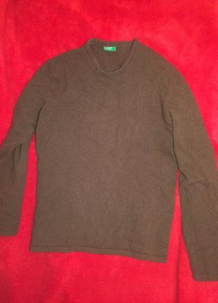 Шерстяной свитер,свитерок,джемпер,кофта