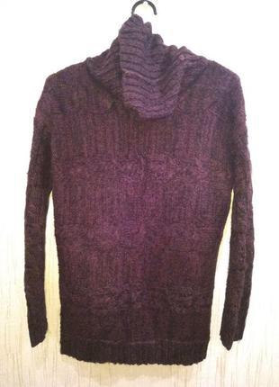 Тёплый свитер calliope