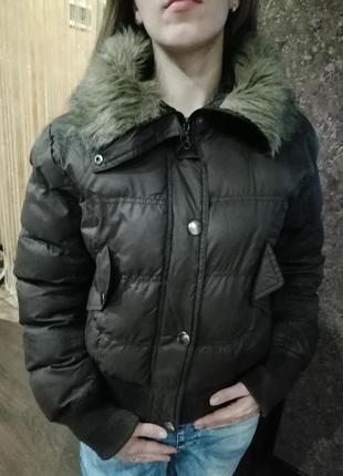 Курточка демисезонная(евро зима)
