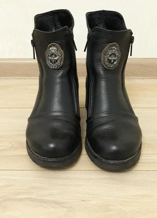 Удобные, мягусенькие ботиночки