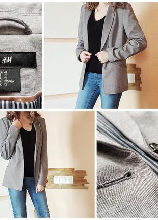 Женский стильный классический пиджак
