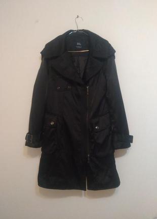 """Пальто женское зимнее"""" burberry""""  не оригинал размер m"""