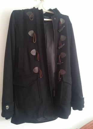 Пальто tommy hilfiger з капюшоном, оригінальне