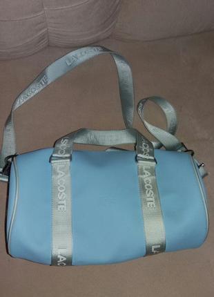 Lacoste (оригинал) сумка.