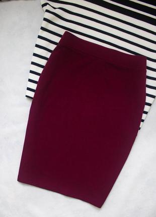 Юбка с завышенной талией,юбка облегающая