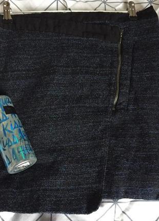 Актуальная мини юбочка на осень