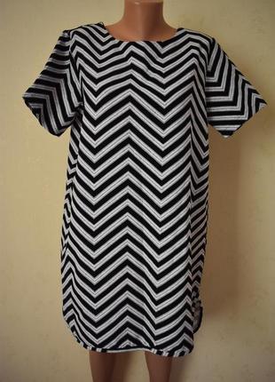 Новое платье с принтом boohoo