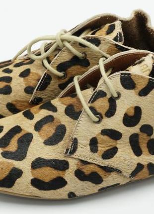 Женские ботинки из меха пони maruti