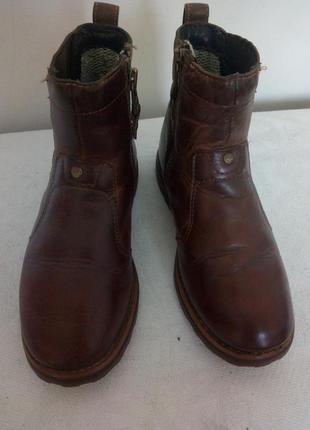Стильные ботинки timberland2 фото