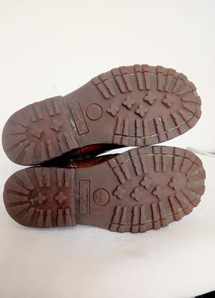 Стильные ботинки timberland5 фото