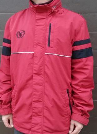 Куртка tommy hilfiger (оригинал, xl).