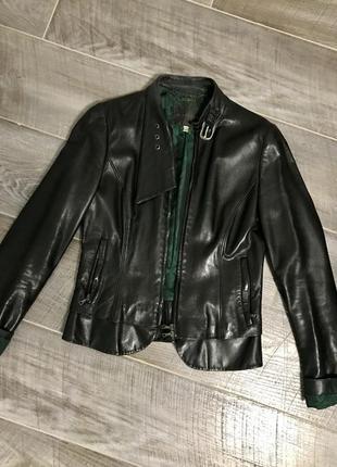 Кожаная куртка richmond