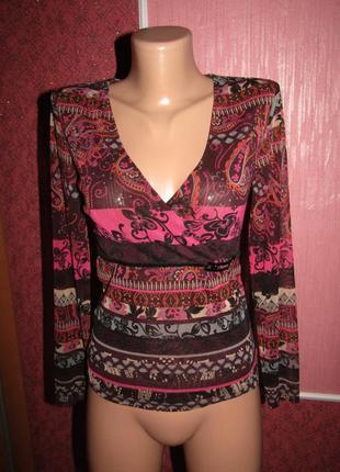 Блуза р-р s бренд s.oliver