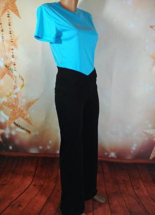 Спортивные штаны для фитнеса 42-44р
