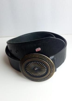 Кожаный ремень motor