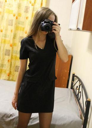 Чорна сукня atmosphere