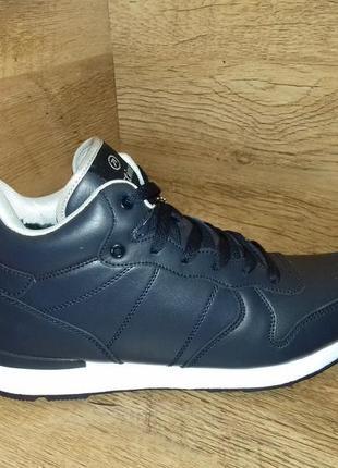 Зимние мужские ботинки restime р. 41-46 полномерные натуральная кожа