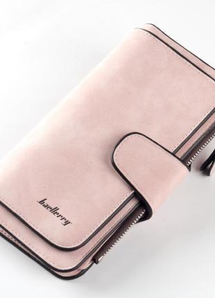 Женский кошелек, портмоне baellerry forever розовый