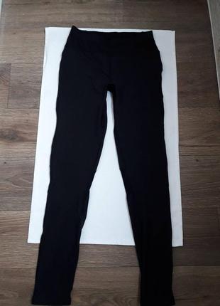 Лосины леггинсы спортивные штаны для бега и фитнеса crane 36\s