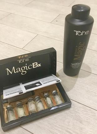 Ботокс для волос tahe magic bx
