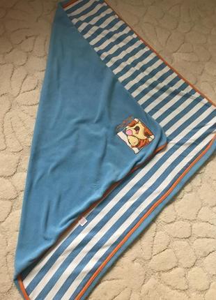 Флисовый плед одеяло