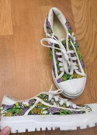 Кеды мокасины эспадрилье кроссовки