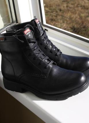 Качественные ботинки camper непромокаемая мембрана gore-tex 37 размер