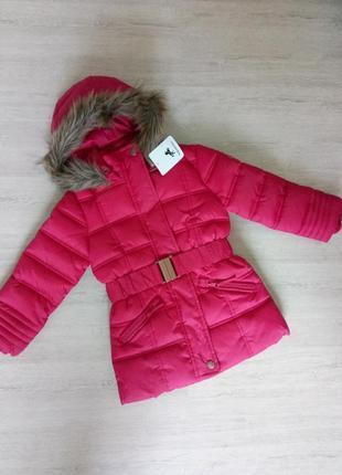 Зимняя куртка palomino