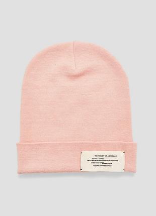 Новая фирменная шапка бинни