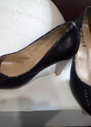 Туфли лкожаные