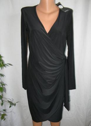 Новое платье на запах boohoo