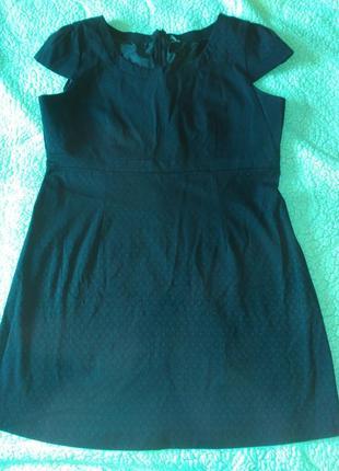 Платье офисное р.54-56