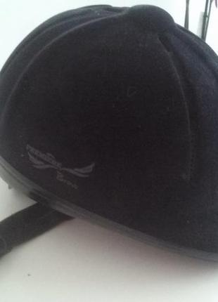 Шлем каска для верховой езды р.48-54